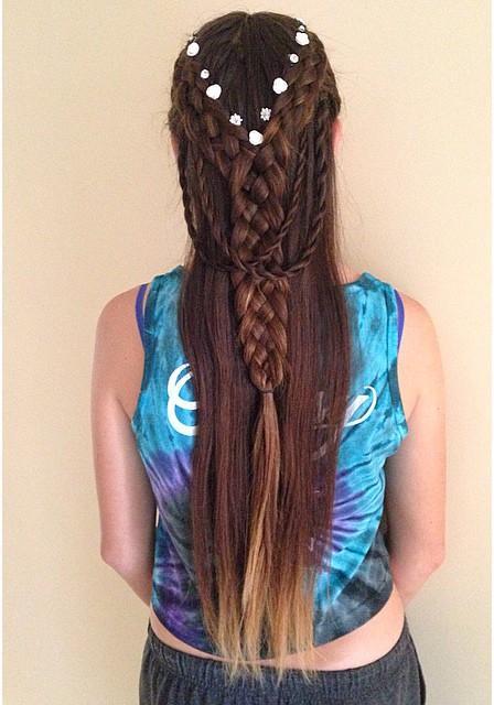fairy braids