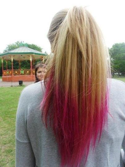 ponytail dip