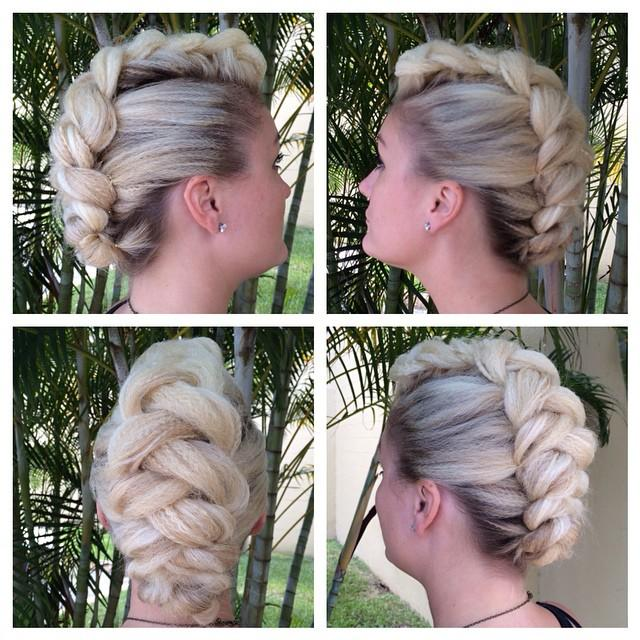 Swell 4 Braided Hairstyles For Long Hair Hairstyle Mag Short Hairstyles Gunalazisus