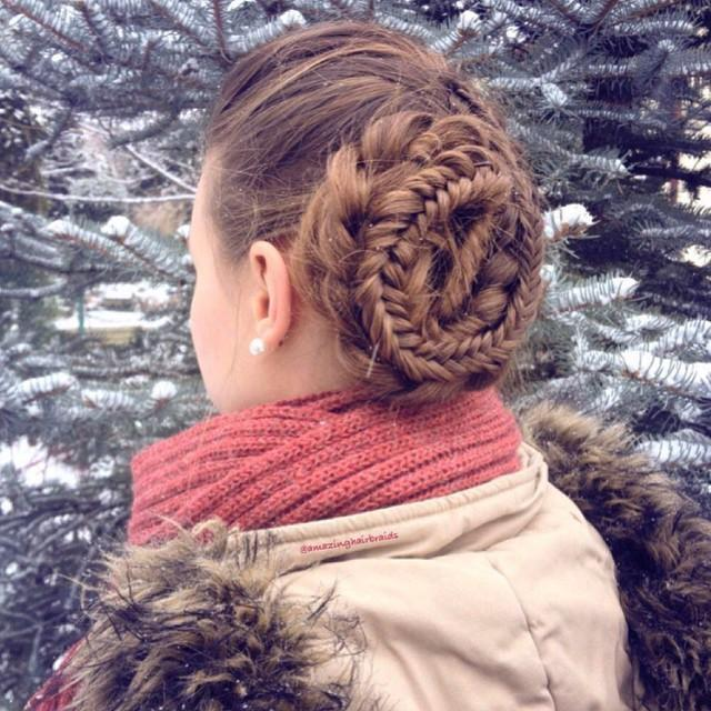 winter fishtail combo