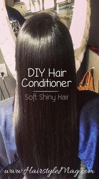 DIY Hair Conditoner