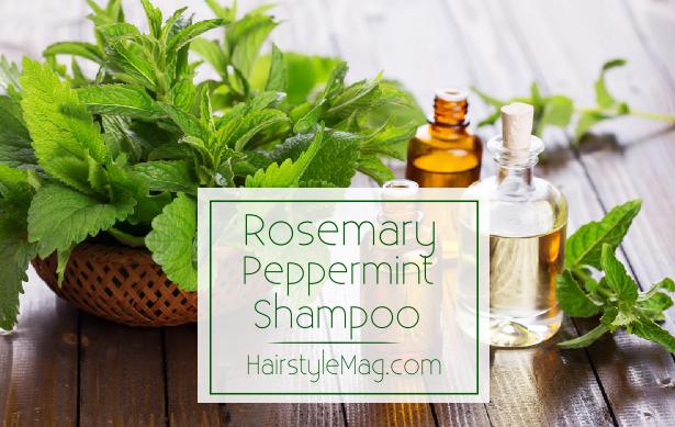 Rosemary Peppermint Shampoo