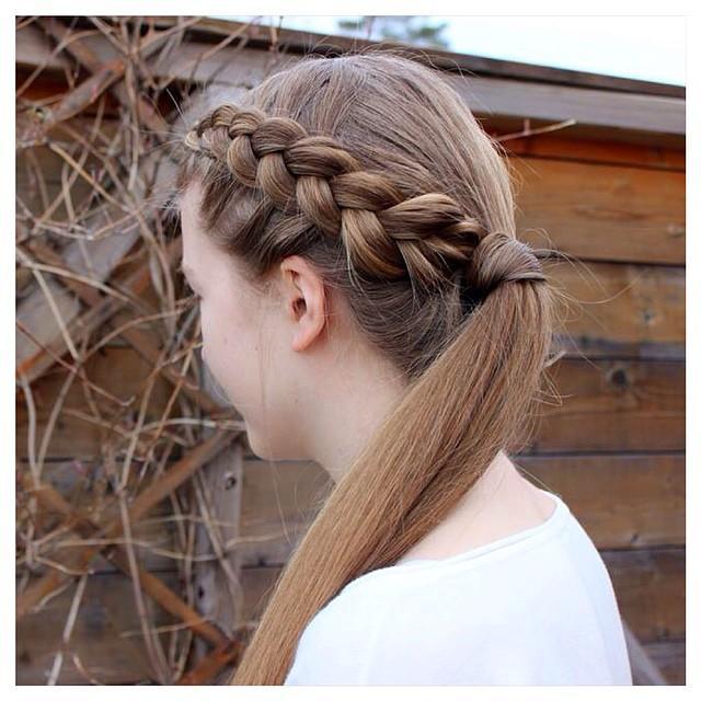 dutch accent braid