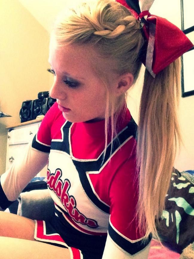 Amazing 7 Cute Cheerleader Hairstyles Hairstyle Mag Short Hairstyles For Black Women Fulllsitofus