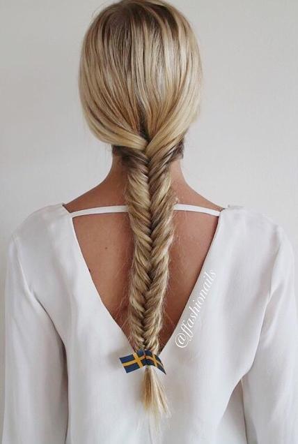 classic fishtail