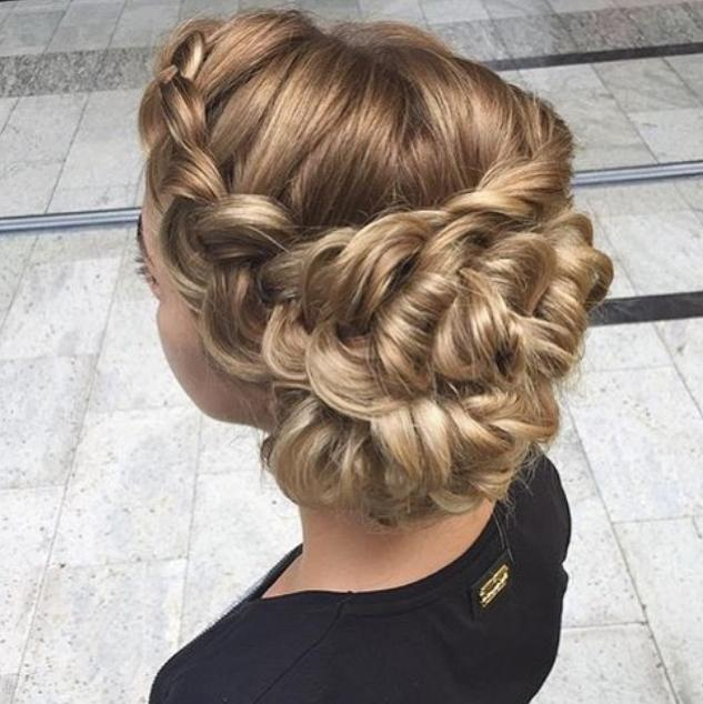 Fantastic 5 Stunning Braided Hairstyles Hairstyle Mag Hairstyle Inspiration Daily Dogsangcom