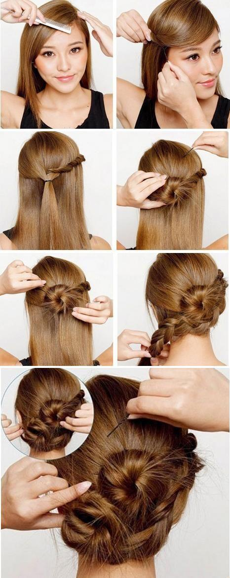 Simple Hair Tutorials That Look Great Hairstyle Mag