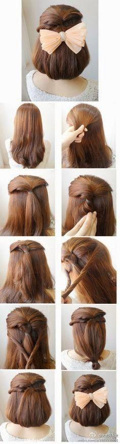 8 Stylish Everyday Weekend Hairstyles Hairstyle Mag