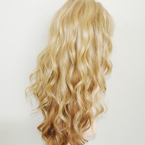 pretty blonde hair