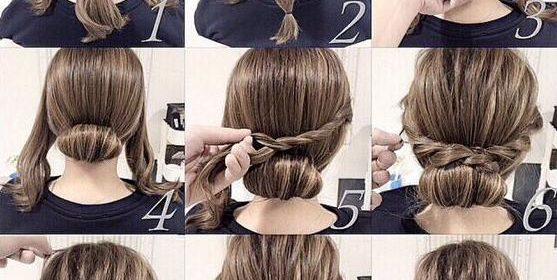 Stupendous Hair Tutorials Hairstyle Mag Short Hairstyles For Black Women Fulllsitofus